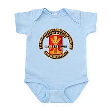 Army - DS - 11th ADA Bde Infant Bodysuit