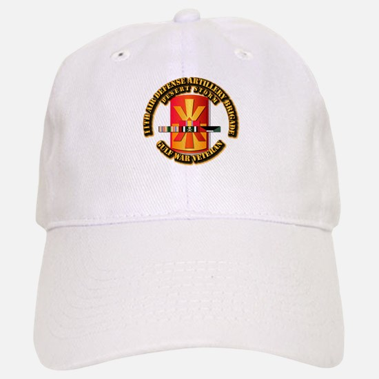 Army - DS - 11th ADA Bde Baseball Baseball Cap
