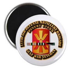 Army - DS - 11th ADA Bde Magnet