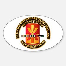 Army - DS - 11th ADA Bde Decal