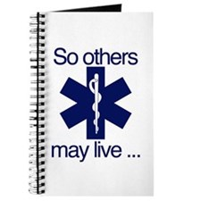 So others may live ... Journal