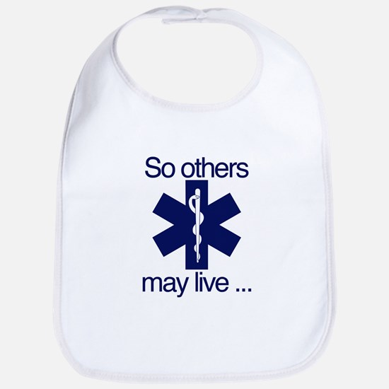 So others may live ... Bib