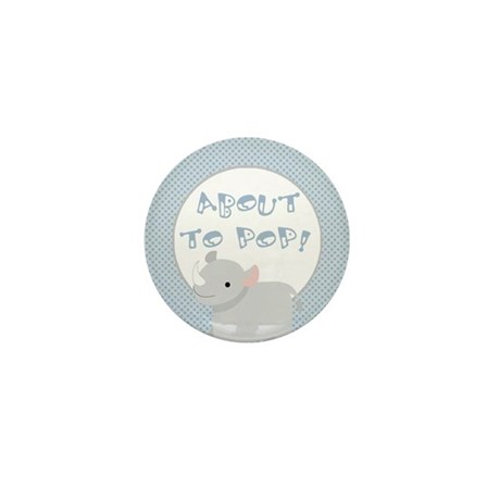 Safari About to Pop Mini Button (100 pack)