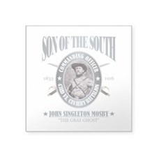 "SOTS2 Mosby Square Sticker 3"" x 3"""
