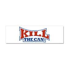 Killthecan.org Car Magnet 10 X 3