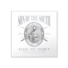 "SOTS2 Stuart Square Sticker 3"" x 3"""