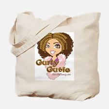 Curly Cutie Tote Bag