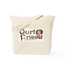 Curl Friend Tote Bag