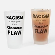 Cute Political issues Drinking Glass