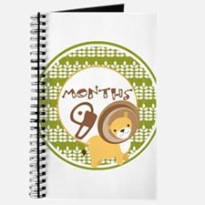 Safari 9 Months Milestone Journal