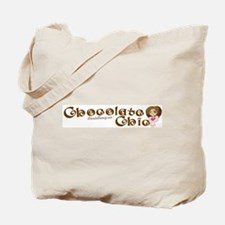 Chocolate Chic Tote Bag