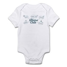 Breakfast Club Doodle Infant Bodysuit