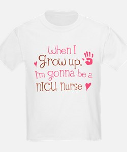 Kids Future NICU Nurse T-Shirt