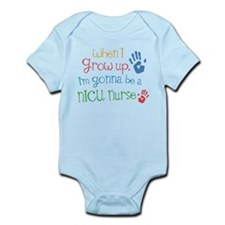 Kids Future NICU Nurse Infant Bodysuit