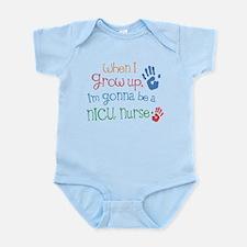 Kids Future NICU Nurse Infant Bodysuit