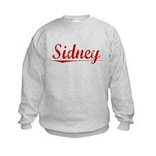Sidney, Vintage Red Jumpers