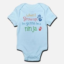 Kids Future Ninja Infant Bodysuit