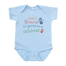 Kids Future Obstetrician Infant Bodysuit