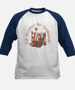 Rather Be Quilting Tee