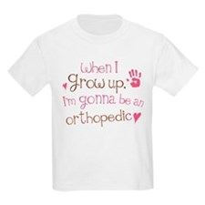 Kids Future Orthopedic T-Shirt