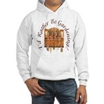I'd Rather Be Gardening Hooded Sweatshirt