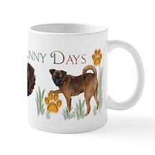 S- Brussels Griffon Mug