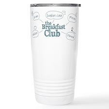 Breakfast Club Doodle Travel Mug