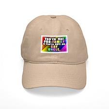 Gay Uncle Baseball Cap