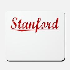 Stanford, Vintage Red Mousepad