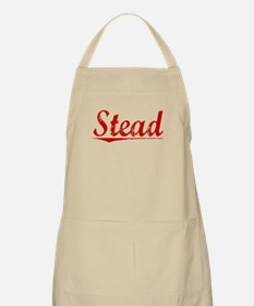 Stead, Vintage Red Apron