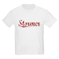 Stormer, Vintage Red T-Shirt