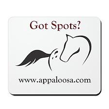 Got Spots? Mousepad