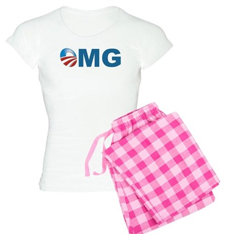 Oh Shit-Four More Years Women's Light Pajamas