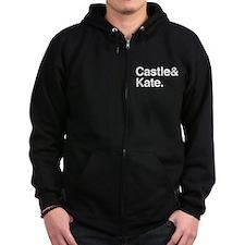 Castle Kate Zip Hoody