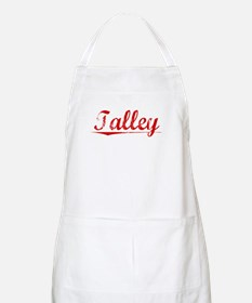 Talley, Vintage Red Apron