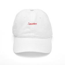 Tarantino, Vintage Red Baseball Cap