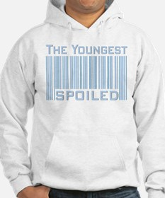The Youngest Boy Spoiled Hoodie
