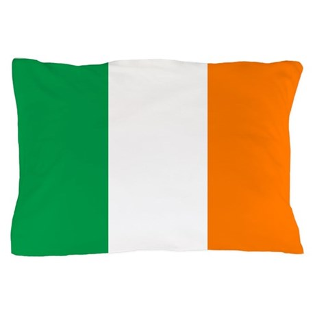 Flag of Ireland Pillow Case