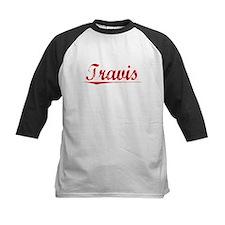 Travis, Vintage Red Tee