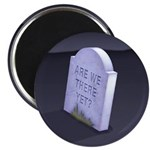 """Are We? 2.25"""" Magnet (10 pack)"""