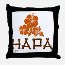 Cute Multiracial Throw Pillow