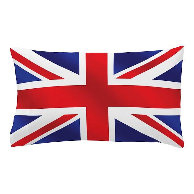 Schoudertas Union Jack : Union jack uk flag pillow case by worldsoccerstore