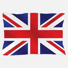 Union Jack UK Flag Pillow Case