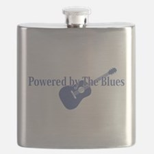 Blues Power Flask
