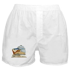 Blueberry Fixin's Boxer Shorts
