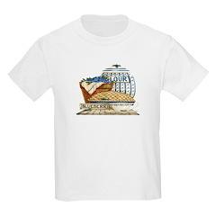 Blueberry Fixin's Kids T-Shirt