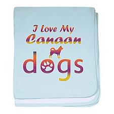 Canaan designs baby blanket