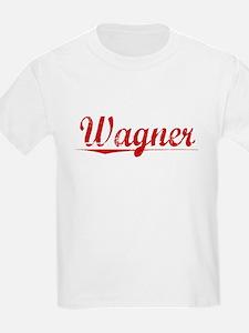 Wagner, Vintage Red T-Shirt