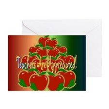 Teacher Appreciation Greeting Cards (Pk of 10)