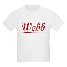 Webb, Vintage Red T-Shirt